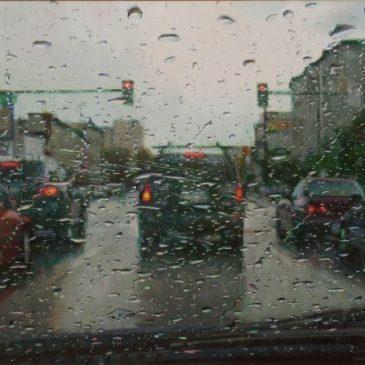 It's a Hard Rain Gonna Fall
