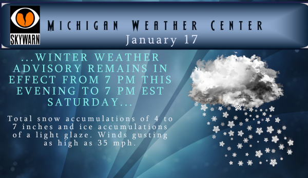 Winter Weather Advisory (for now)