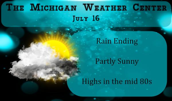Rain Ending – ENSO Update