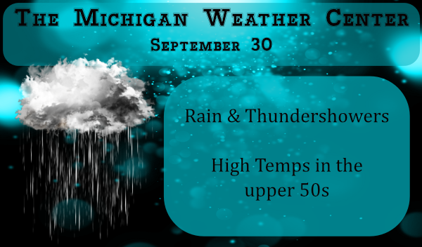 Cool & Wet – Weather History