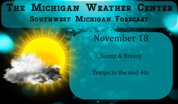 Weather History – Weekend Snow (?)