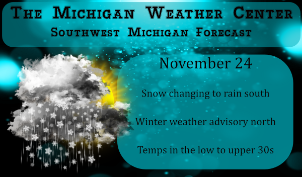Winter Weather Advisory North