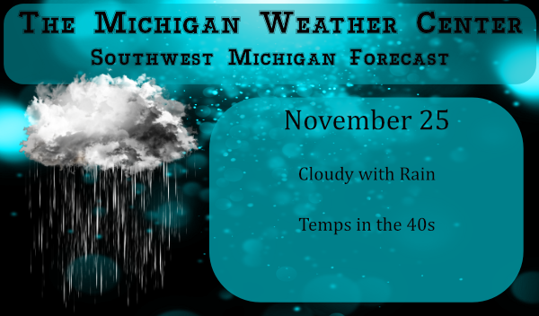 Gloomy Wet Day – Weather History