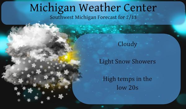 Michigan snow