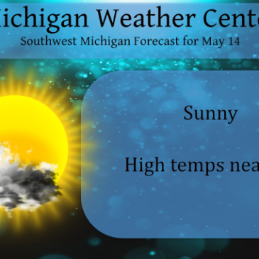 More Sun – Weekend Forecast
