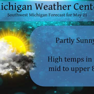 Weekend Forecast – Severe Weather Lull