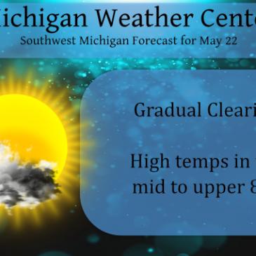 May Heat Waves!